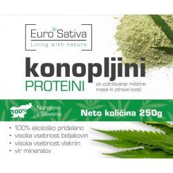 Konopljini Proteini 250g