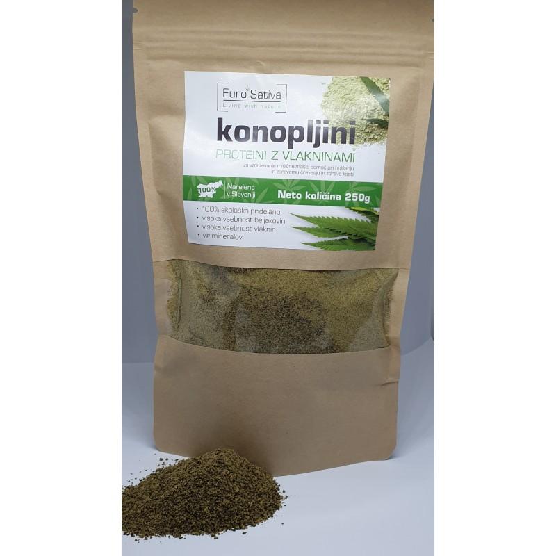 copy of Konopljini Proteini 250g